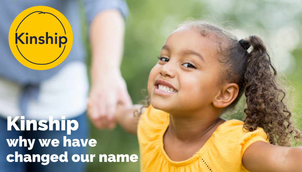 Kinship – why we have changed our name