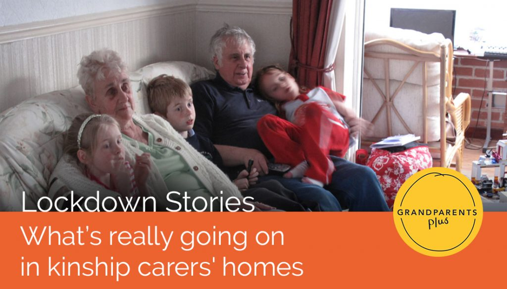 Lockdown stories #1 – what's really going on in kinship carers' homes