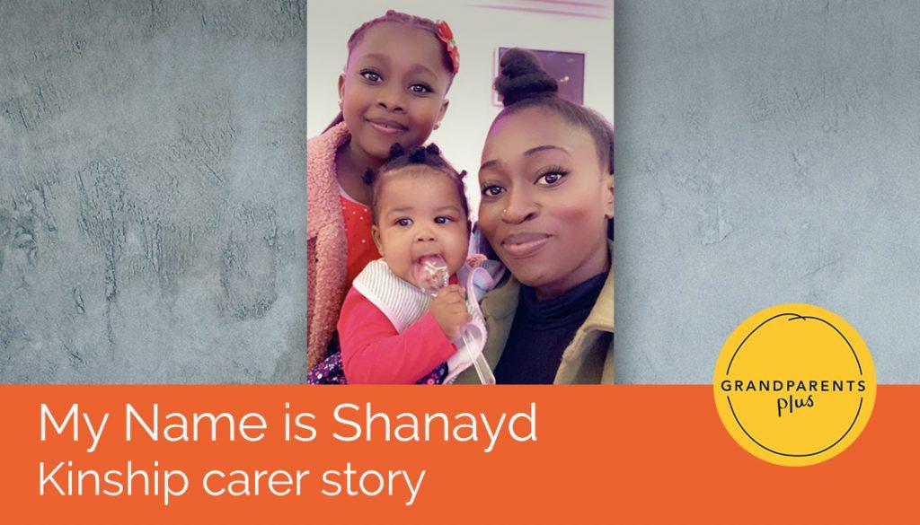 My Name is Shanayd